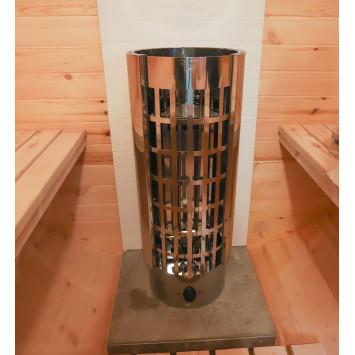 Электрокаменка УМТ «Сфера»  ЭКМ-7 с ПУ , со встроенным пультом управления